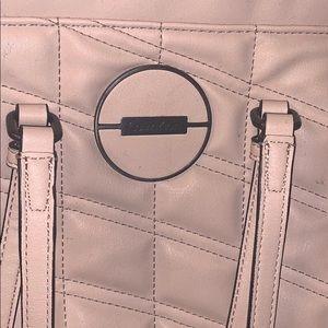 Calvin  Klein light pink purse